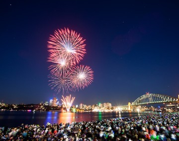 Top 10 Places To Watch The New Year S Eve Fireworks In Sydney Sydney