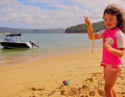 The Top 5 Sydney Beaches to Take Children - New South Wales