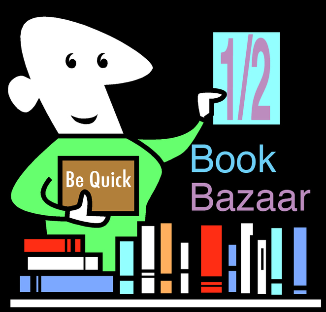 Book Bazaar Ten-Hour Half Price Sale