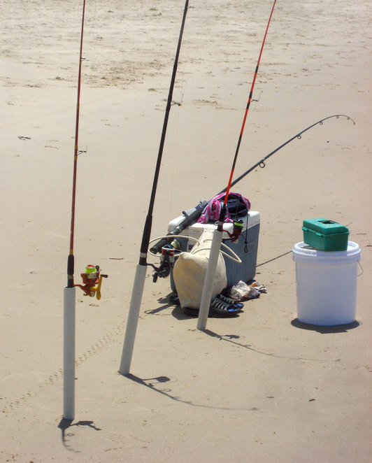 Bribie Island and Pumicestone Passage are popular fishing spots