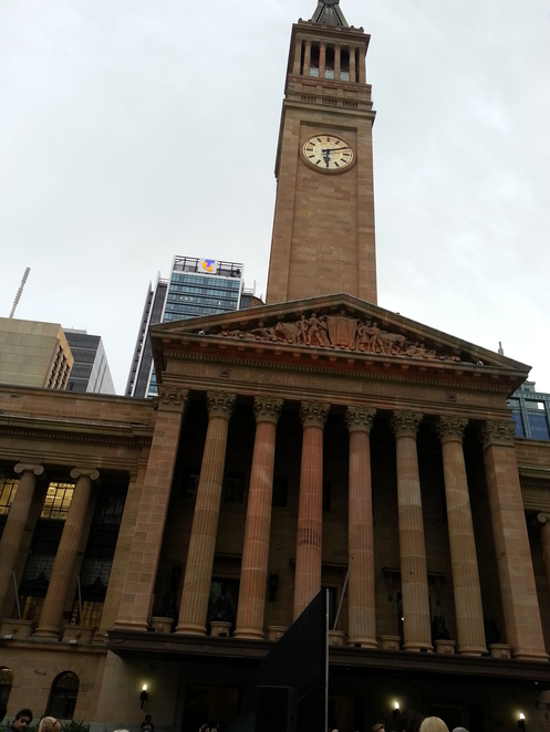 Brisbane Open house 2016,City Hall
