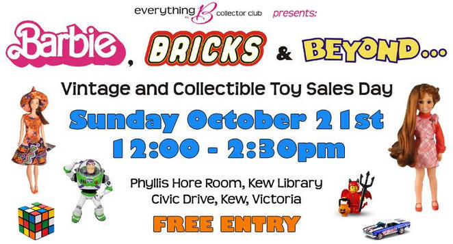 Collectables, Shopping, Libraries, Kew, Barbie, LEGO, Fun Things To Do, Auctions, Near Melbourne