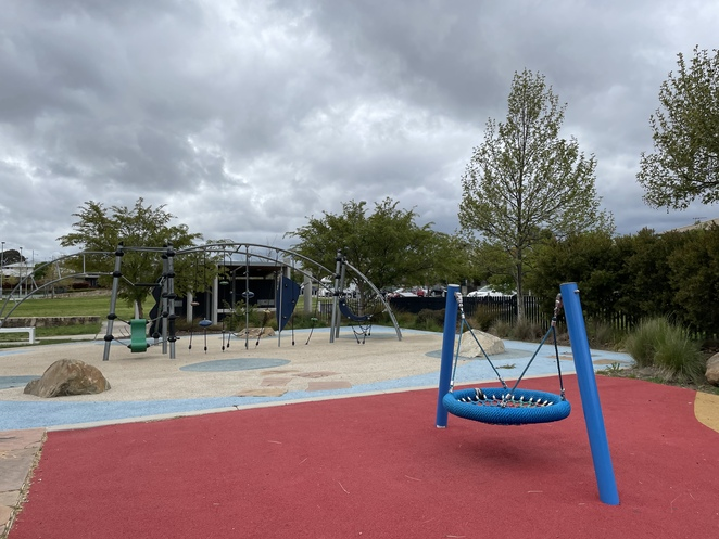 Crace recreation park, canberra parks, outdoor courts canberra, canberra playgrounds