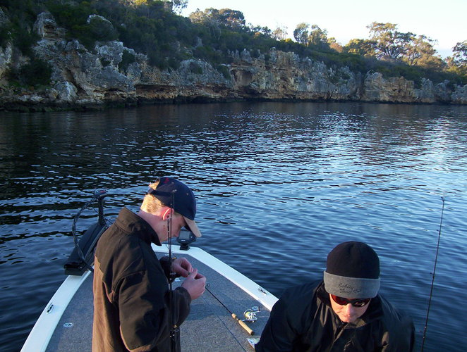 fishing, blackwall reach, bicton, fremantle