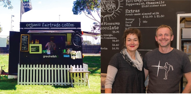 Great relish nomadic cage adelaide de Groot coffee Booknook and bean