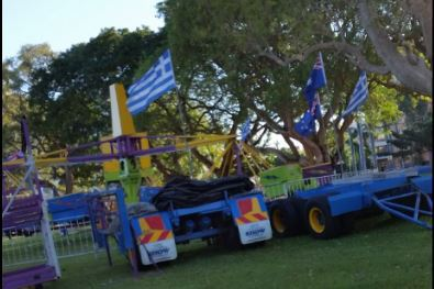 Greek Festival, Darwin, Greek Glenti Festival, Greek culture, The Esplanade