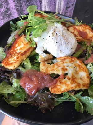 Haloumi Sunday Breakfast