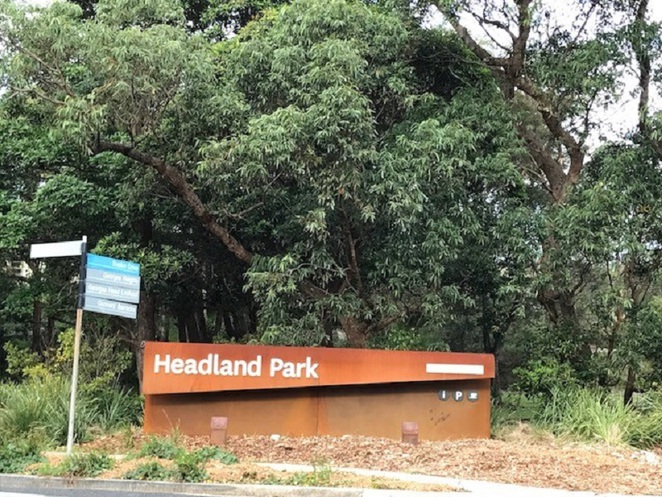 Headland Park Georges Point Mosman NSW