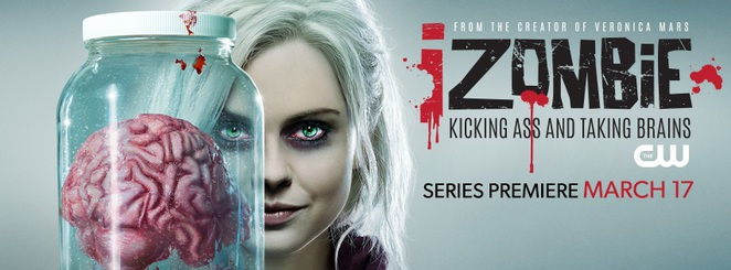iZombie season one poster