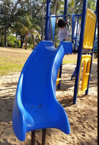 Kahlin Beach Playground, Kahlin Beach, Cullen Bay, playground