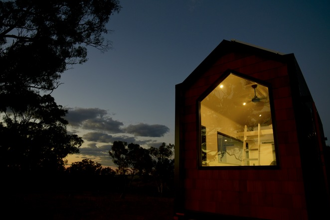 Kindled, image by Jade Jackson, stay in a tiny house, Bathurst accommodation, off the grid accommodation, eco farm stay