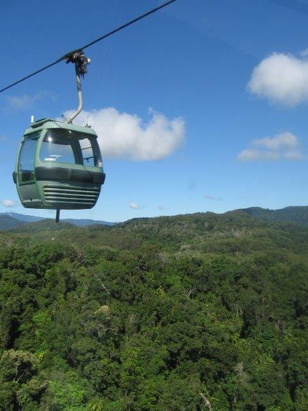Kuranda Scenic Railway and Skyrail