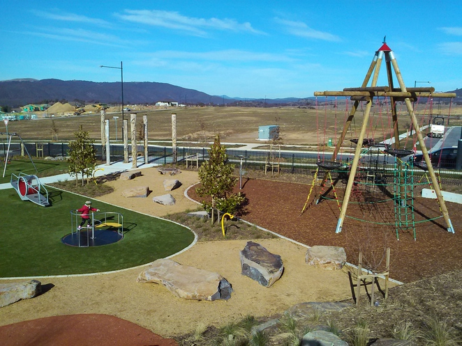 love grove park, googong, playgrounds, parks, NSW, ACT, queanbeyan,