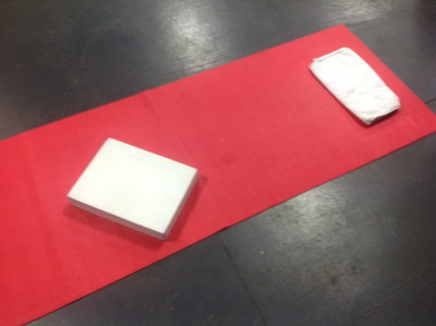 Mats Provided at Pilates at South Melbourne Commons
