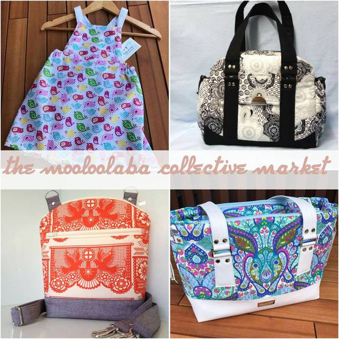 Mooloolaba Collective Markets, local up and coming designers, new small businesses, fashion, lifestyle, food, coffee, mobile hairdresser, 2nd and 4th Sunday every month