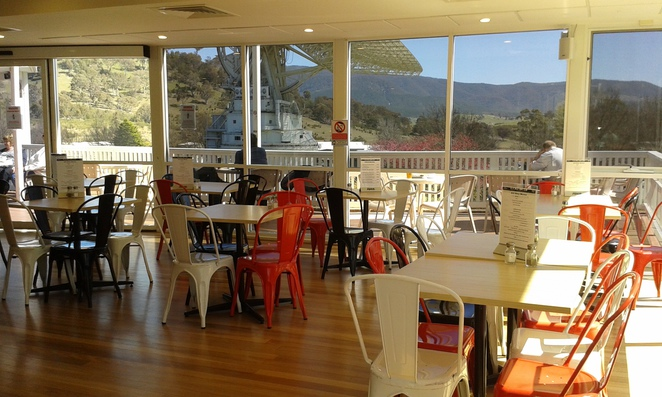 Moon Rock Cafe, Canberra Deep Space Complex, Canberra, cafes, tourist route 5