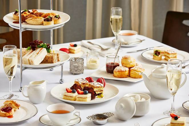 mother's day high tea, stamford plaza melbourne, community event, fun things to do, mother's day celebrations, sparking wine, sweet and savoury bites, homemade scones, finger sandwiches, lucky draw, gift for mum, afternoon tea, vegetarian