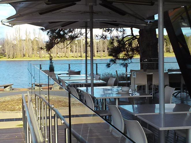 Museum Cafe, The National Museum, Canberra