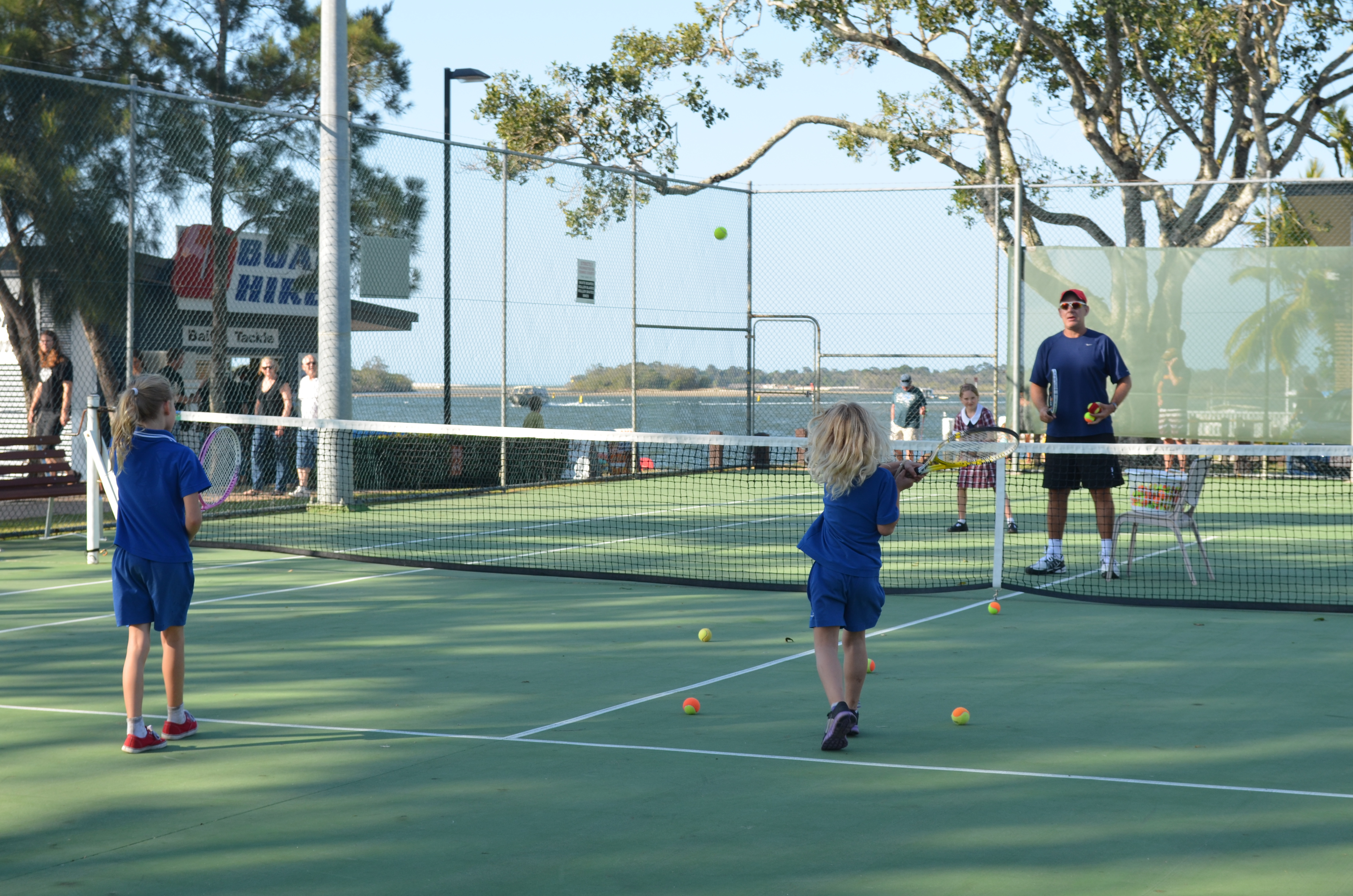 Play Tennis At Noosaville Tennis Club Sunshine Coast