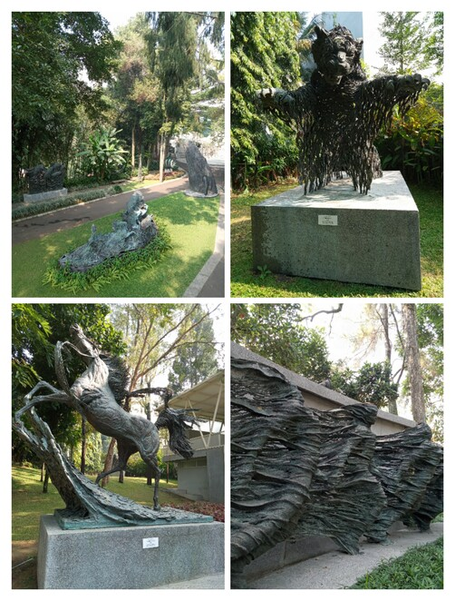Nu, Art, Sculpture, Park, Bandung, Visit, Things, Interesting, Fun
