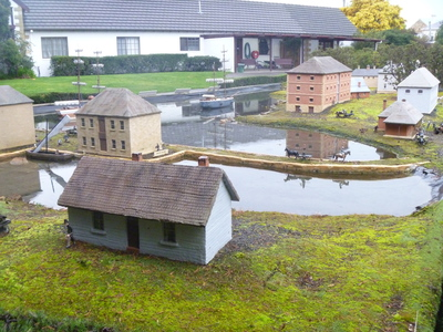 Historic Hobart Town Model Village