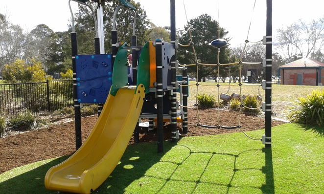 Playground, Eddison Park, Woden, playgrounds in canberra