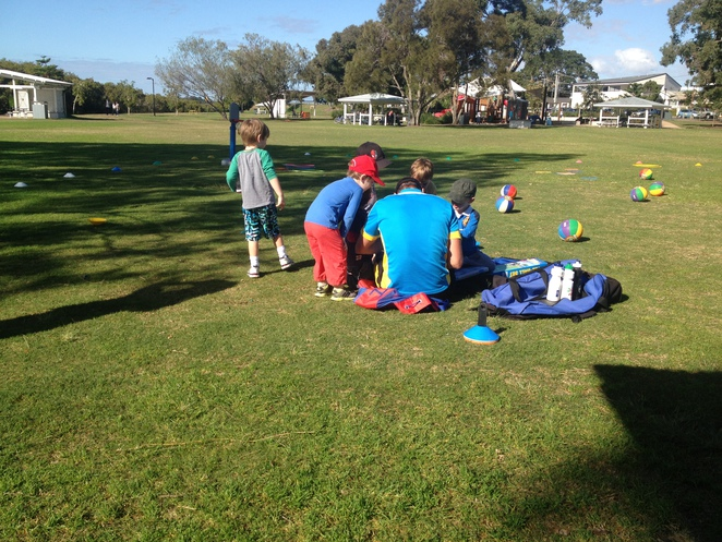 Pocket Rocket Sports for Kids Max Fitness Personal Training