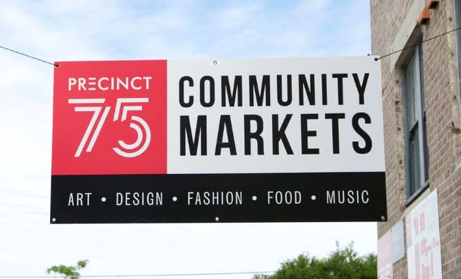 precinct 75 markets, inner city markets, artisan markets, designer markets