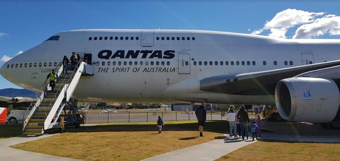 qantas, HARS, aviation museum, sydney