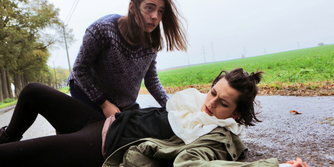 Raw, Horror, Black Comedy, Drama, Cannibal, Cannibalism, 2016, Feminism, Feminist, French Cinema, Cinema, Blood, Gore, Sexuality, Female Sexuality, Sibling rivalry, Coming of age, Coming of age story, Coming of age film, Veterinary, Veterinarian, Vet, Veterinary school, Vegan, Vegetarian, Peer pressure, Sisters, Stylised gore, Feint, Canada, Female director, Raw meat, hazing, soundtrack, gore effects, gfx, student