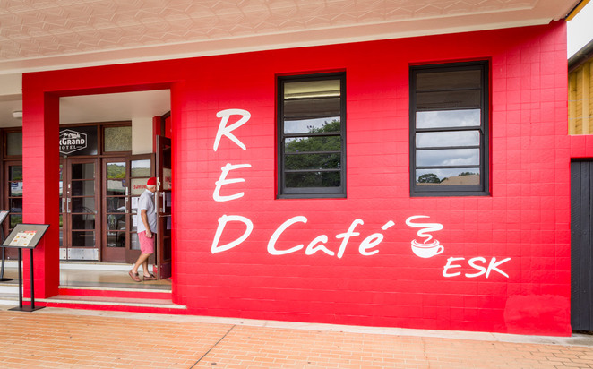 Red Cafe Esk
