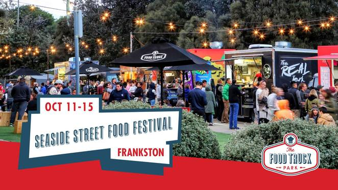 Seaside Street Food Festival Frankston