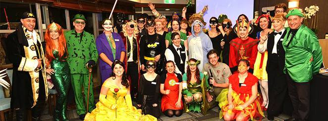 Shoalhaven superhero volunteers