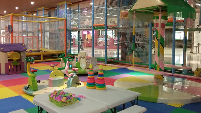 soft play area bali