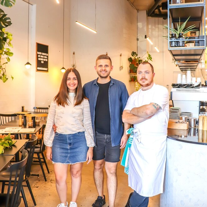 cafe owners, Sydney, Marrickville