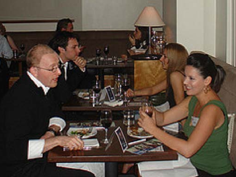How to conduct a speed dating event