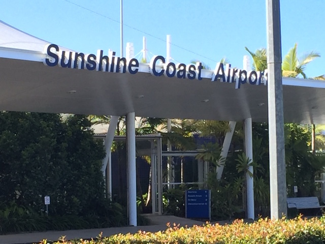 Sunshine Coast Airport, local airport, modern, friendly, cheap domestic flights, Qantas, Virgin, Air New Zealand, Jetstar