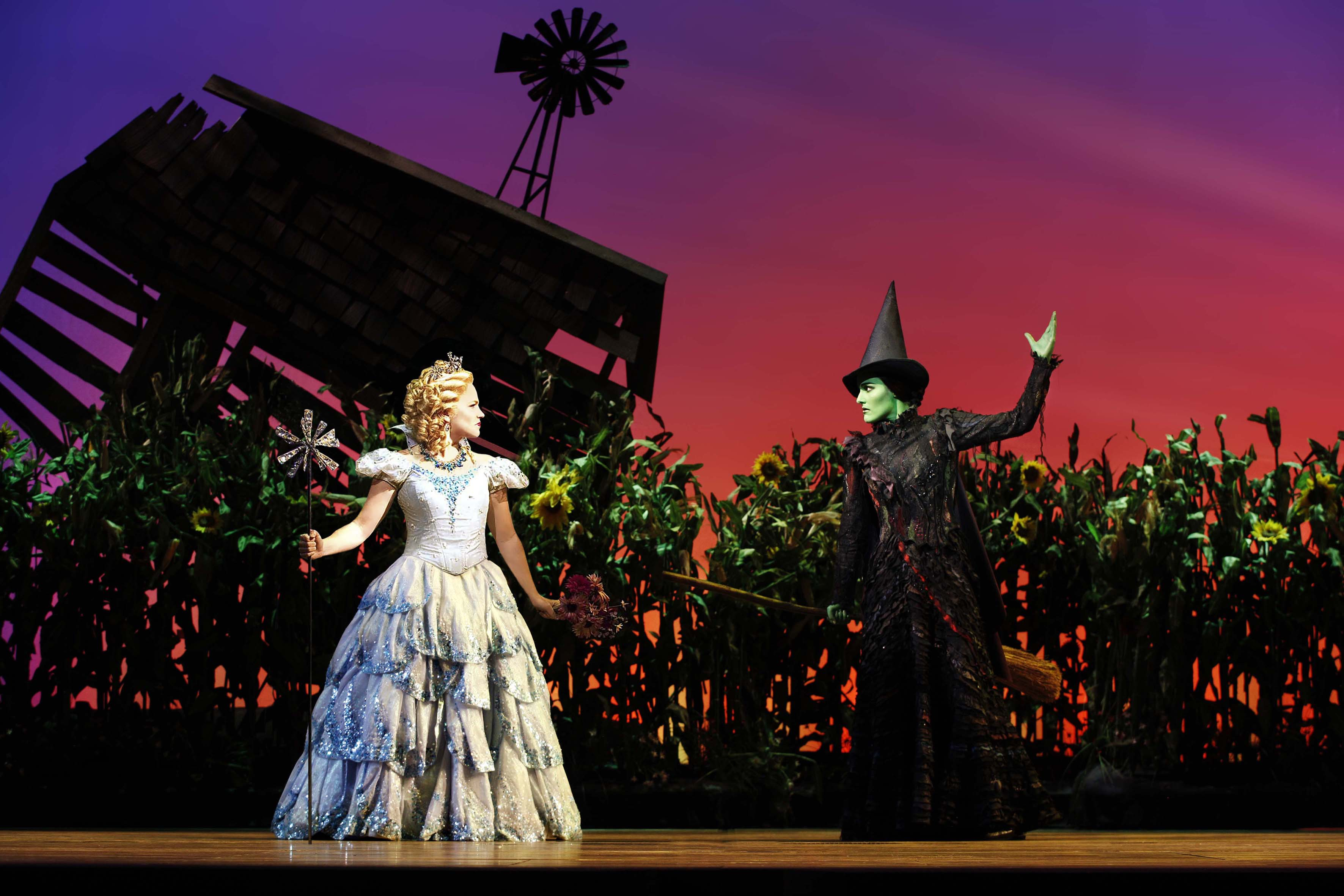 a review of the wicked witch of the west Wicked: life and times of the wicked witch of the west audiobook written by gregory maguire narrated by john mcdonough get instant access to all your favorite books.