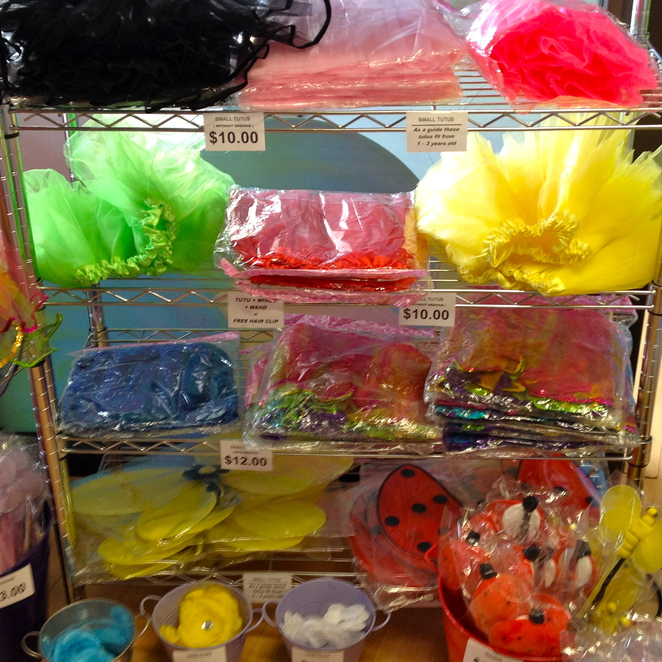 Tutus, dress ups, costumes, party, birthday, wands, hair berets, kids accessories, Bayside Sweets and Treats