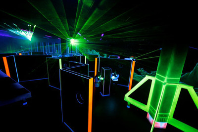 Xtreme Playzone - Laser Tag Game