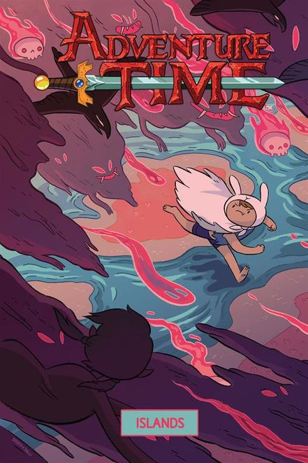 Adventure Time Islands Book Review