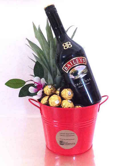Flower Gift Baskets Melbourne : Melbourne christmas hampers fruit basket