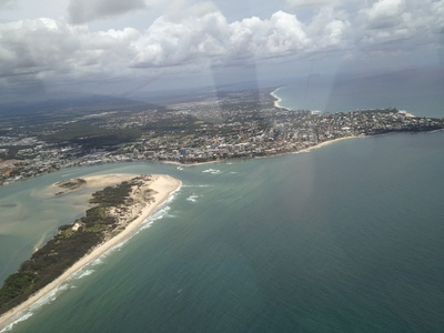 Bribie Island and Caloundra