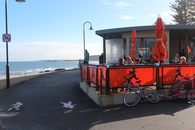 Broadway Kiosk - Glenelg South