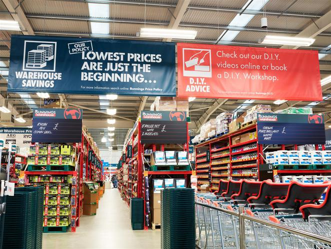 Bunnings Warehouse, Mile End, Things to do at Bunnings, Things to do in Mile End, Things to do in the School Holidays