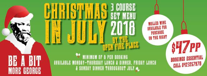 christmas in jul, george harcourt inn, canberra, gold creek village, july, 2018, christmas, pubs, english pubs, fireplace, mulled wine,