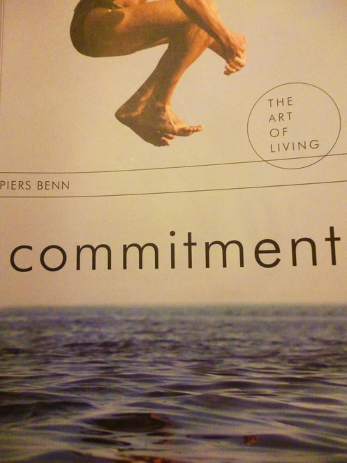 commitment benn cover book review literature philosophy