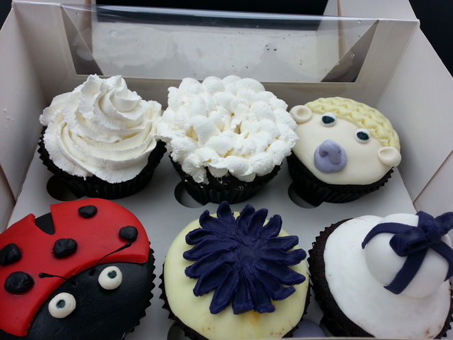 Cupcake Decorating Class @ Cake Decorating Solutions - Sydney