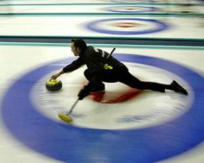 curling, ice rink