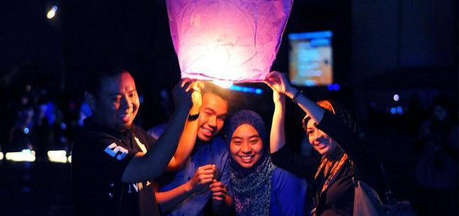Earth Hour - togetherness2